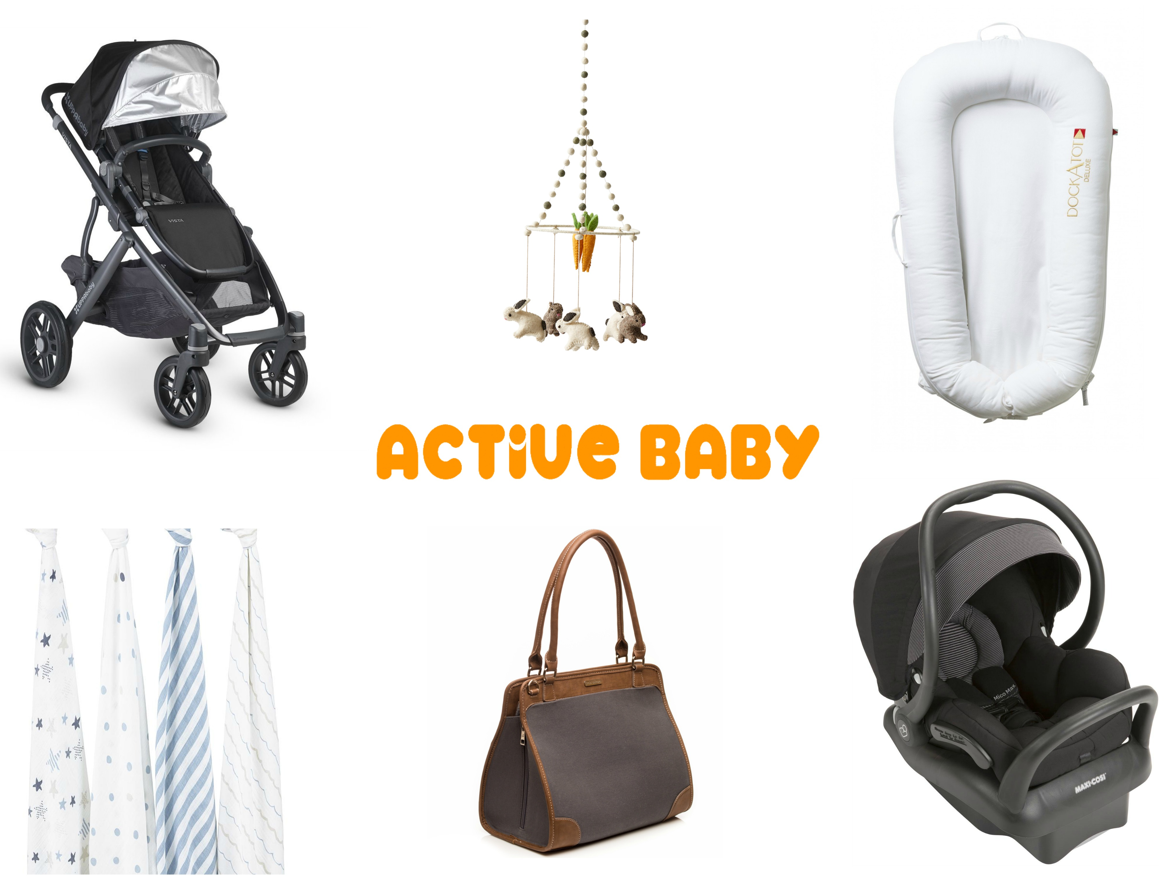 See the Best Gifts for a Baby Registry
