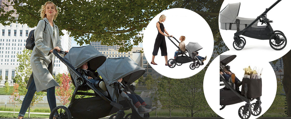 Baby Jogger City Select Gets A Lux Upgrade With The New City Lux